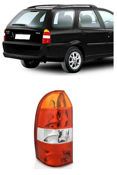 Lanterna Traseira Fiat Palio Weekend 2001 2002 2003 2004