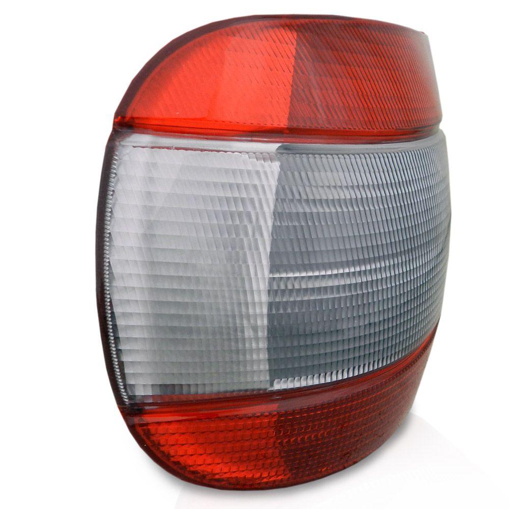 Lanterna Traseira Fiat Siena 1997 1998 1999 2000 Fumê