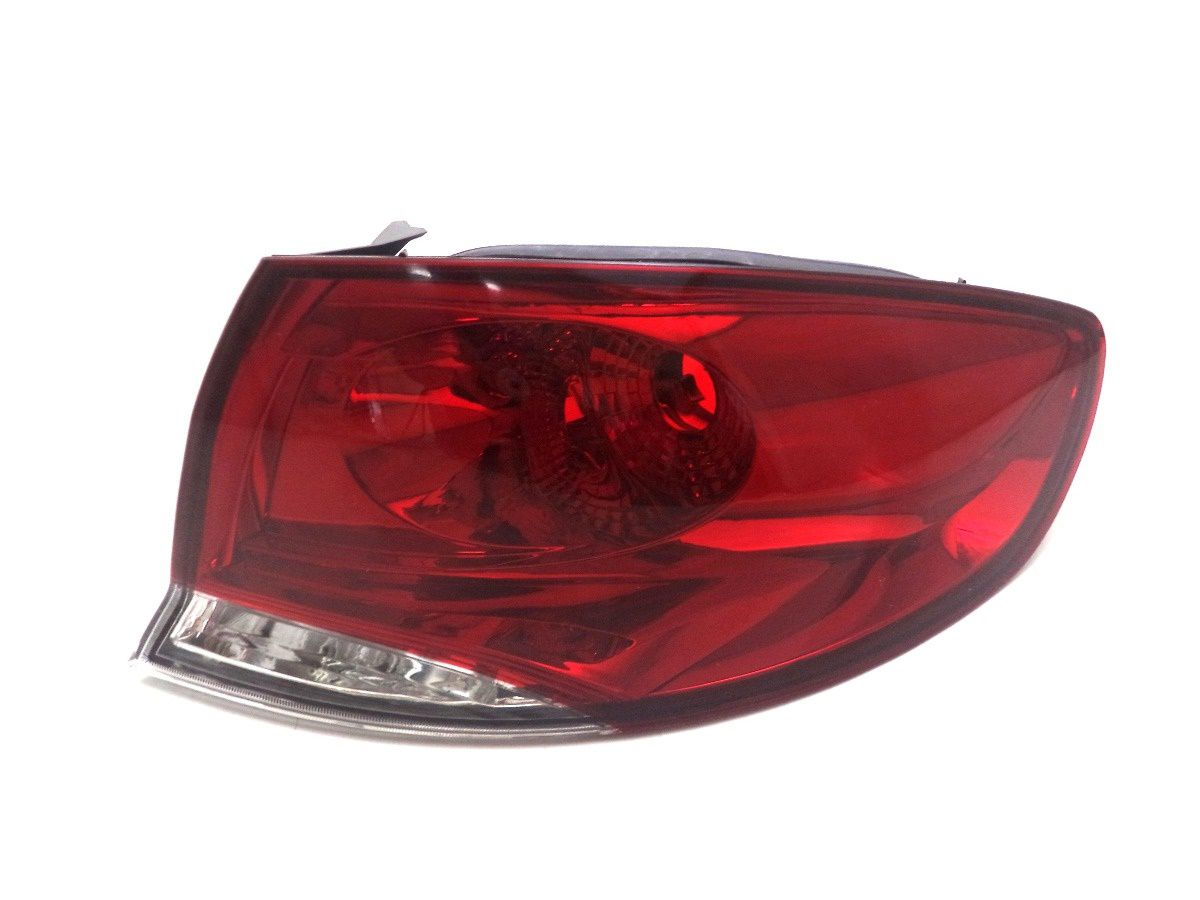 Lanterna Traseira Fiat Siena 2008 2009 2010 2011 2012 da Lateral