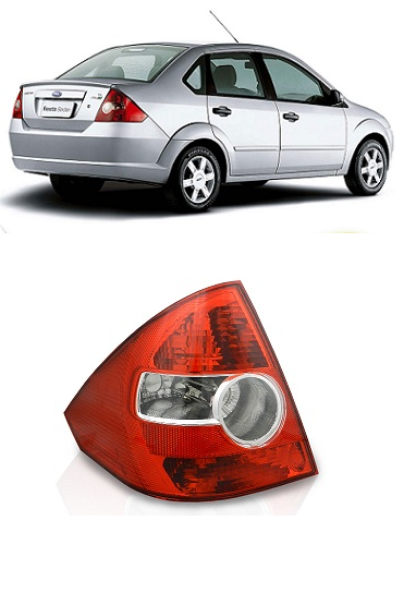 Lanterna Traseira Fiesta Sedan 2005 2006 2007 2008 2009 2010