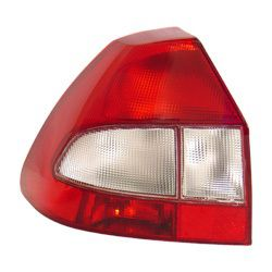 Lanterna Traseira Ford Fiesta 2002 2003 2004 Sedan