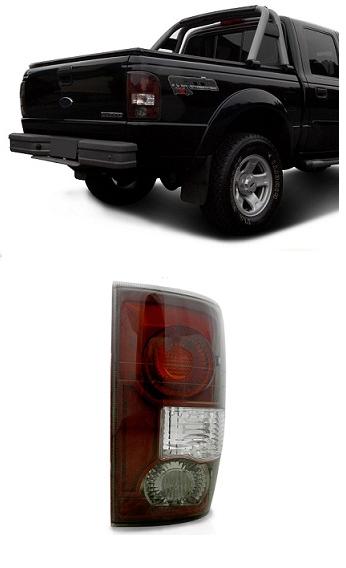 Lanterna Traseira Ford Ranger 2005 2006 2007 2008 2009 Ranger Sport 2010 2011 2012