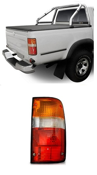 Lanterna Traseira Hilux Pick-up 2002 2003 2004
