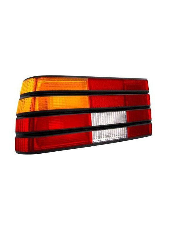 Lanterna Traseira Monza 1982 1983 1984 1985 1986 1987 1988 1989 1990 Tricolor com Friso Preto