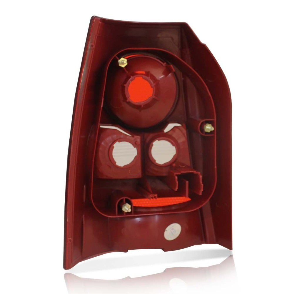 Lanterna Traseira Parati G4 2006 2009 2008 2009 2010 Cristal