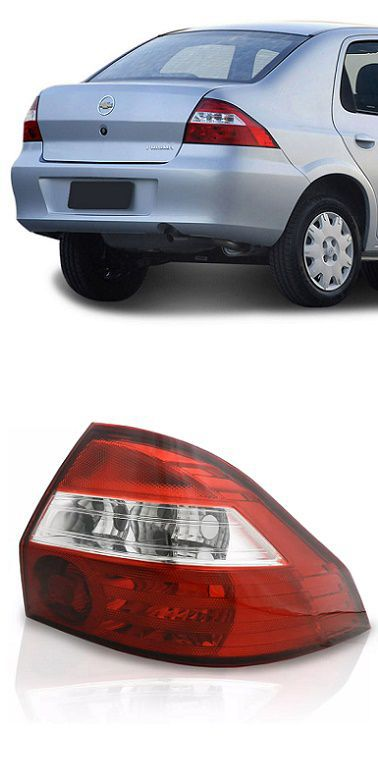Lanterna Traseira Prisma 2007 2008 2009 2010 2011 2012