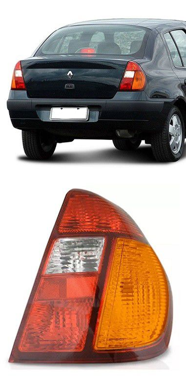 Lanterna Traseira Renault Clio 2000 2001 2002