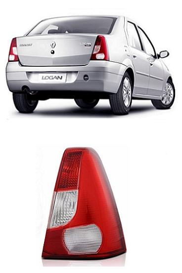 Lanterna Traseira Renault Logan 2007 2008 2009 2010