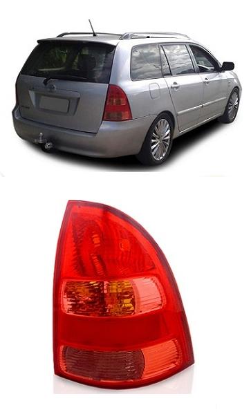 Lanterna Traseira Toyota Fielder 2005 2006 2007 2008