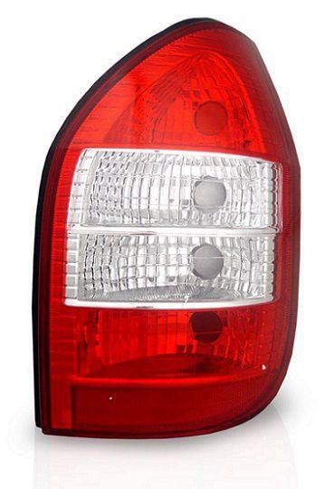 Lanterna Traseira Zafira 1999 2000 2001 2002 2003 2004 2005 2006 2007 2008 2009 Bicolor