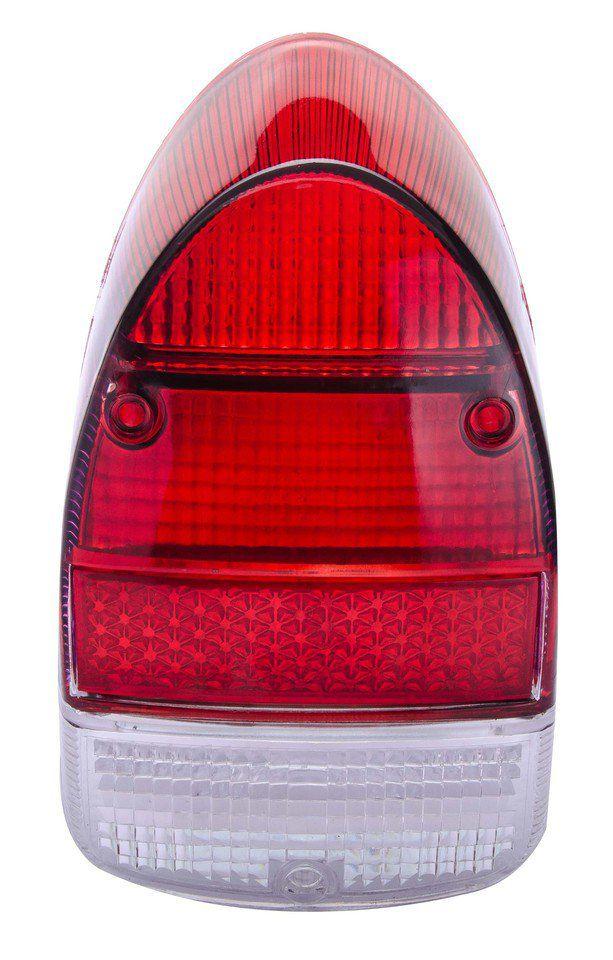 Lente Lanterna Traseira Fusca 1500 Bicolor