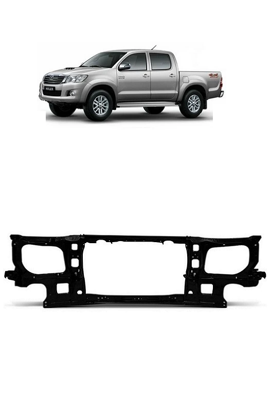 Painel Frontal Hilux Pickup 2012 2013 2014