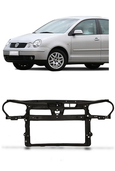 Painel Frontal Polo 2003 2004 2005 2006 Com Ar