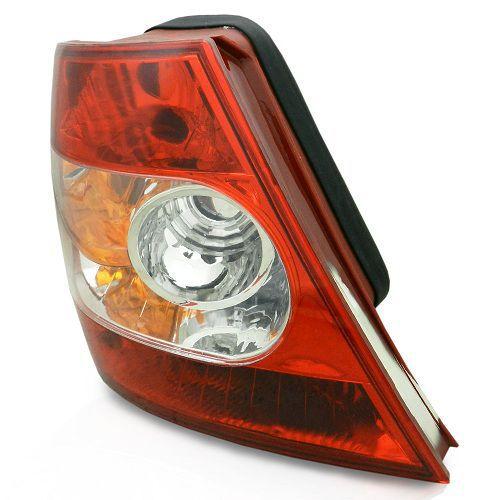 Par Lanterna Traseira Fiat Siena 2004 2005 2006 Modelo da Lateral