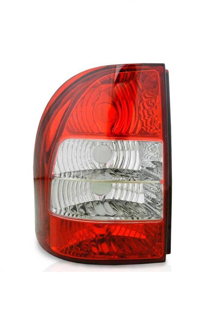 Par Lanterna Traseira Fiat Strada 2005 2006 2007 2008