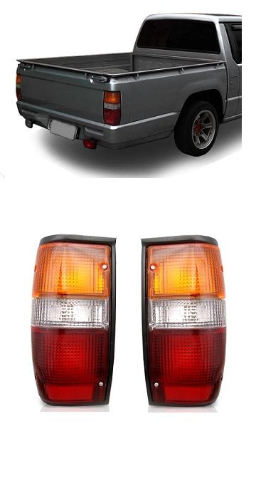 Par Lanterna Traseira L200 1993 a 2003