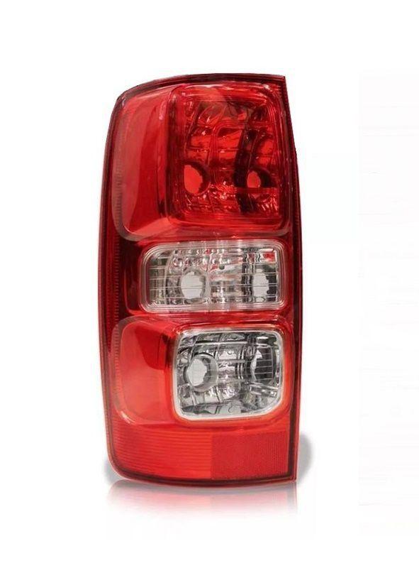Par Lanterna Traseira S10 2012 2013 2014 2015 2016 Sem Led
