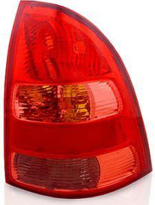 Par Lanterna Traseira Toyota Fielder 2005 2006 2007 2008