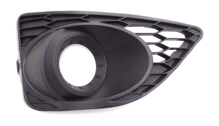 Par Moldura do Farol de Milha Ford Fusion 2010 2011 2012