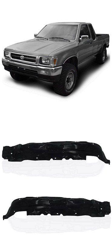 Par Parabarro Dianteiro Hilux Pickup 4x2 1992 a 2001