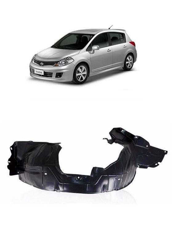 Parabarro Dianteiro Nissan Tiida 2007 2008 2009 2010 2011 2012