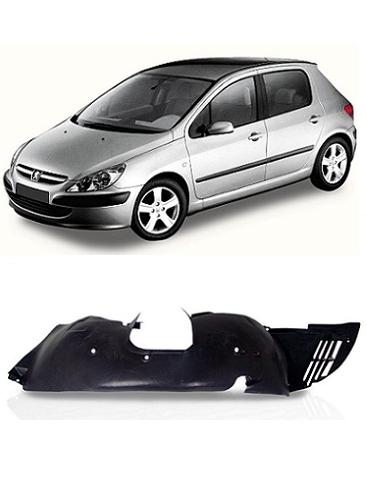 Parabarro Dianteiro Peugeot 307 2002 2003 2004 2005 2006