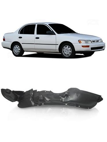 Parabarro Dianteiro Toyota Corolla 1995 1996 1997