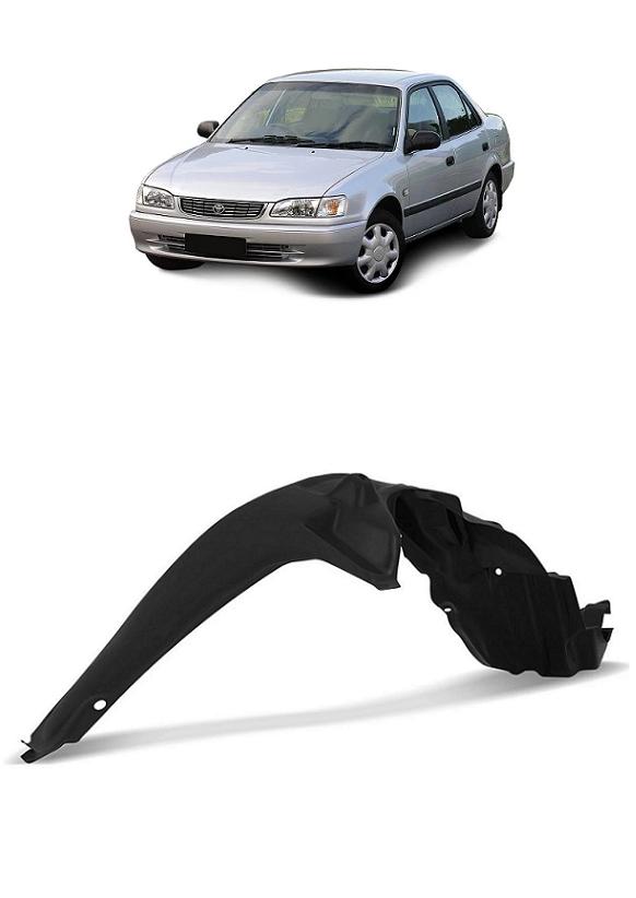 Parabarro Dianteiro Toyota Corolla 1998 1999 2000 2001 2002