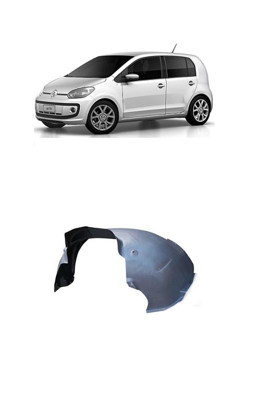 Parabarro Dianteiro Volkswagen Up 2014 2015