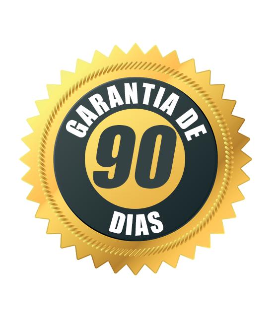 Parachoque Dianteiro Gol Quadrado 1987 a 1994 Cinza Texturizado