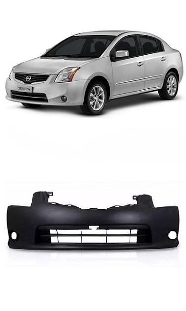 Parachoque Dianteiro Nissan Sentra 2010 2011 2012