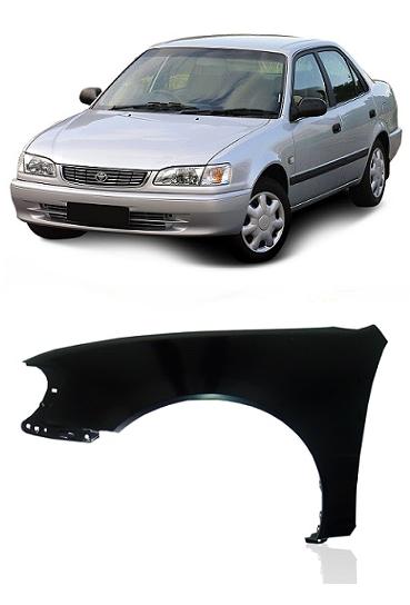 Paralama Toyota Corolla 1998 1999 2000 2001 2002