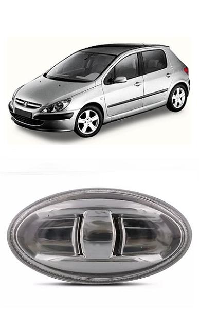 Pisca Lanterna do Paralama Peugeot 307 2002 a 2011