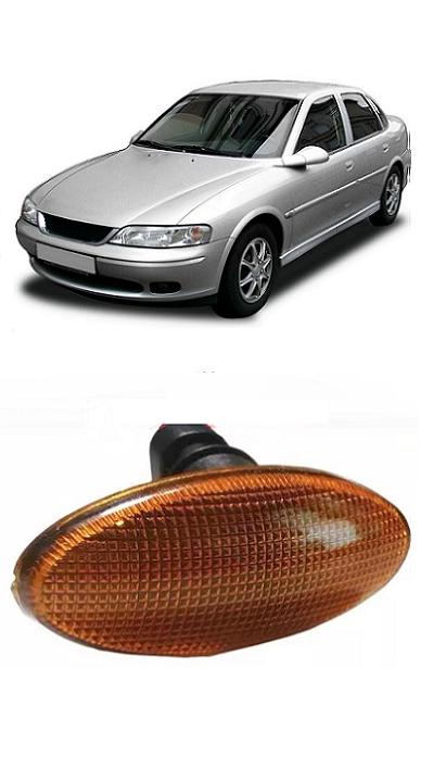 Pisca Lanterna do Paralama Vectra 1997 a 2005 Ambar