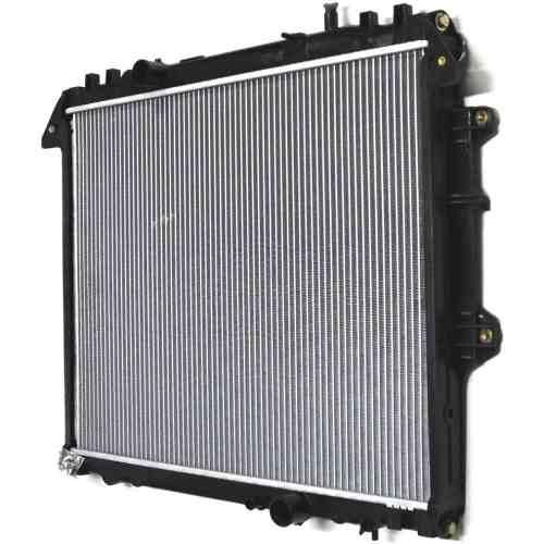 Radiador Toyota Hilux 2.5 3.0 Diesel Automática 2005 a 2015