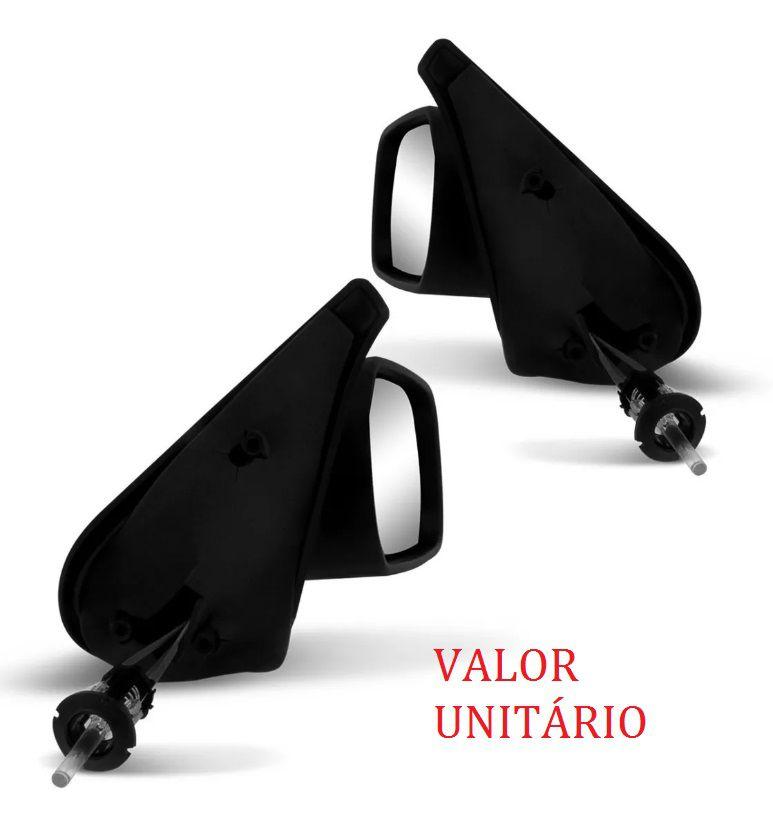 Retrovisor Fiat Uno Fire 2001 a 2004 4 Portas Com Controle