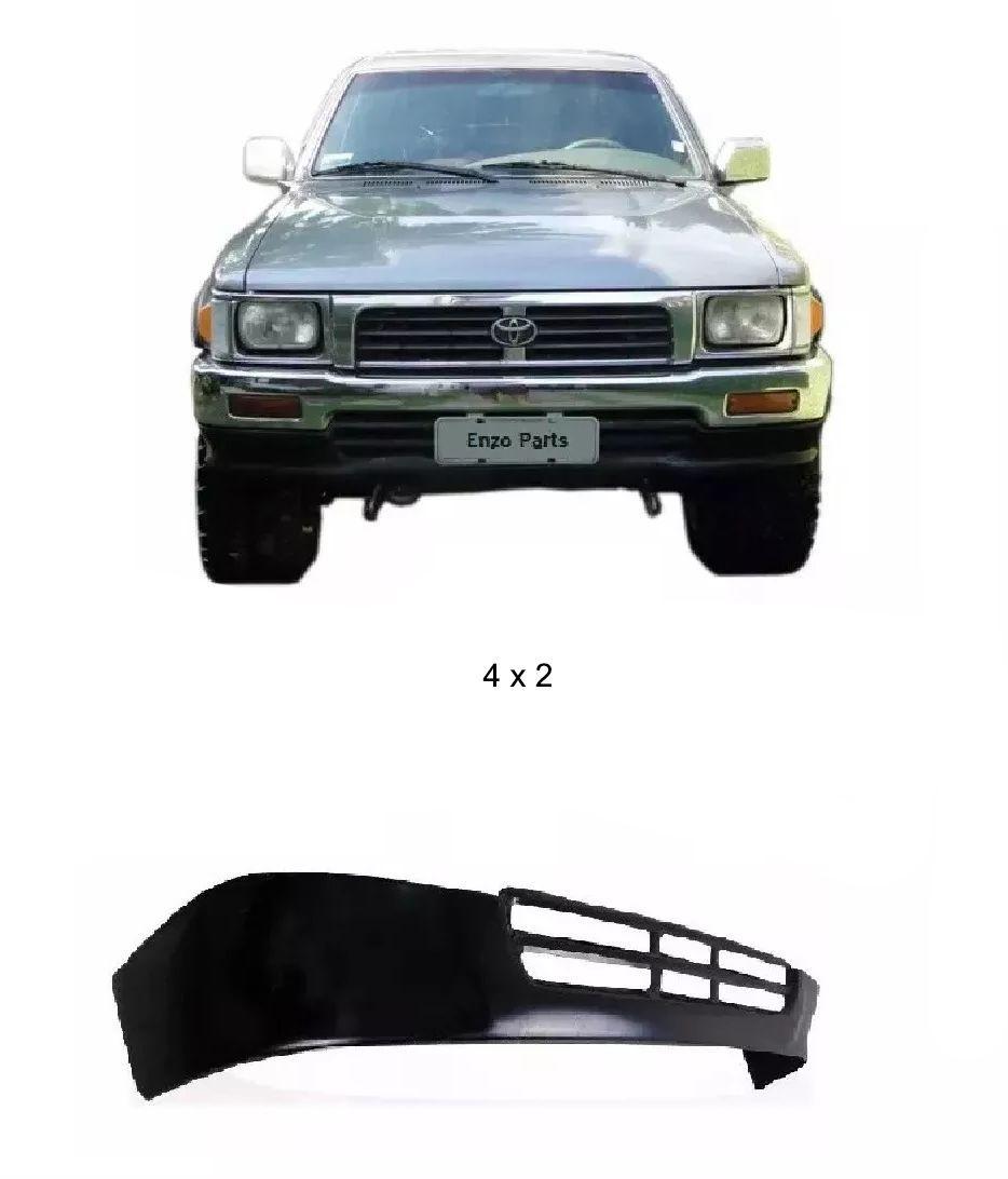 Saia Spoiler Parachoque Hilux Pickup 4x2 1992 1993 1994 1995 1996 1997 1998 1999 2000 2001