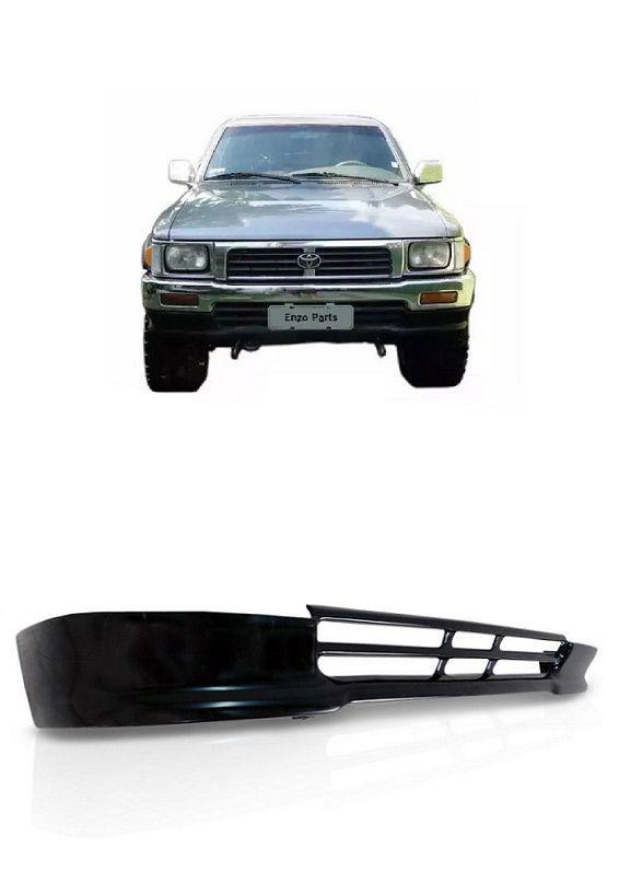 Saia Spoiler Parachoque Hilux Pickup 4x4 1992 1993 1994 1995 1996 1997 1998 1999 2000 2001