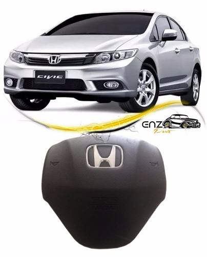 Tampa Volante Airbag Honda New Civic 2012 2013 2014 2015