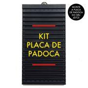 Kit Placa de Padoca - El Cabriton