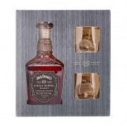 Kit Whiskey Jack Daniel's Single Barrel Select 750ml + Copos Jack Daniel's