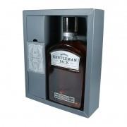 Kit Whiskey Jack Daniel's Gentleman Jack + Baralho para Poker Copag