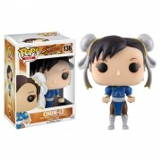 Boneco Pop! Vinil Chun-Li Street Fighter - Funko