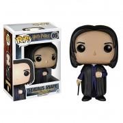 Boneco Pop! Vinil Snape Harry Potter - Funko