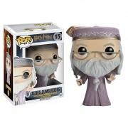 Boneco Pop! Vinil Dumbledore Harry Potter - Funko