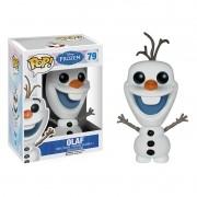 Boneco Pop! Vinil Olaf Frozen - Funko