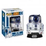 Boneco Pop! Vinil R2-D2 Star Wars - Funko