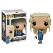 Boneco Pop! Vinil Daenerys Targaryen Game of Thrones (GOT) - Funko