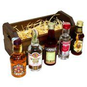 Kit Bebidas (miniaturas)