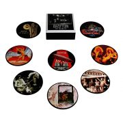 Jogo de porta-copos (bolachas) Led Zeppelin